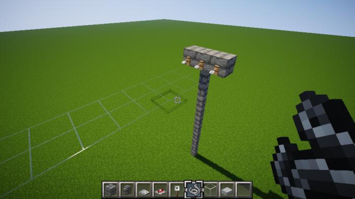 minecraft-utility-pole_04 電柱 を作るとリアリティが増す!?電柱の作り方公開中!【マイクラ】
