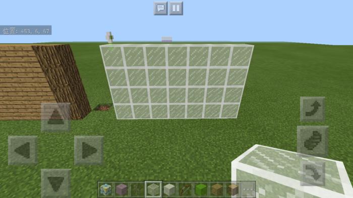 minecraft-walls_11 壁 のデザインでおしゃれハウスか決まる!?壁のデザイン12個まとめました。【 マイクラ 】