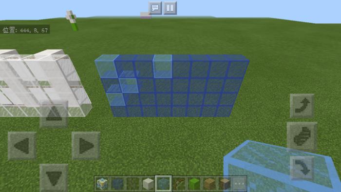 minecraft-walls_15 壁 のデザインでおしゃれハウスか決まる!?壁のデザイン12個まとめました。【 マイクラ 】