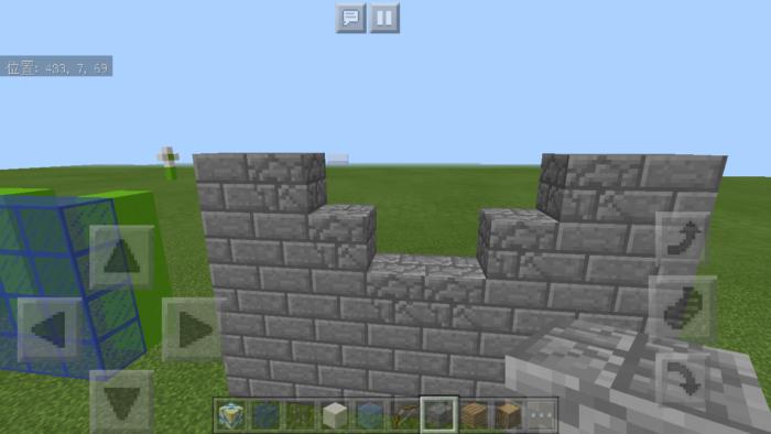 minecraft-walls_19 壁 のデザインでおしゃれハウスか決まる!?壁のデザイン12個まとめました。【 マイクラ 】