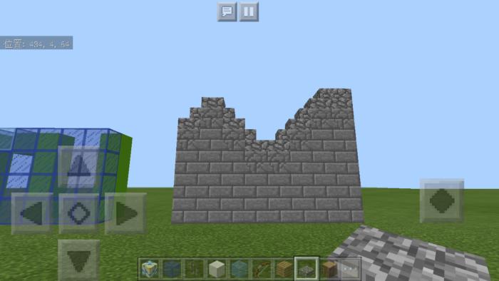 minecraft-walls_21 壁 のデザインでおしゃれハウスか決まる!?壁のデザイン12個まとめました。【 マイクラ 】