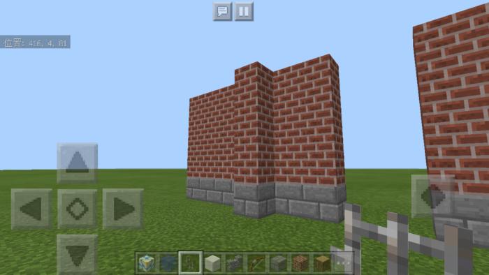 minecraft-walls_27 壁 のデザインでおしゃれハウスか決まる!?壁のデザイン12個まとめました。【 マイクラ 】