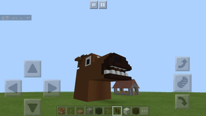 minecraft-horse-_34 馬 小屋のひと味違った作り方を4つ厳選して紹介!-マイクラ家図鑑