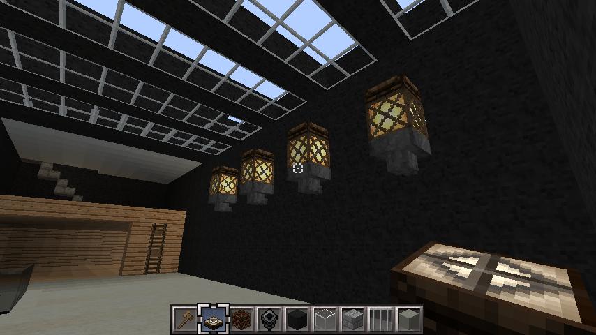 minecraft-house-interior_08 大きな一軒 家  の簡単な作り方。家を分割して作る。- 内装 編-| マイクラ家図鑑