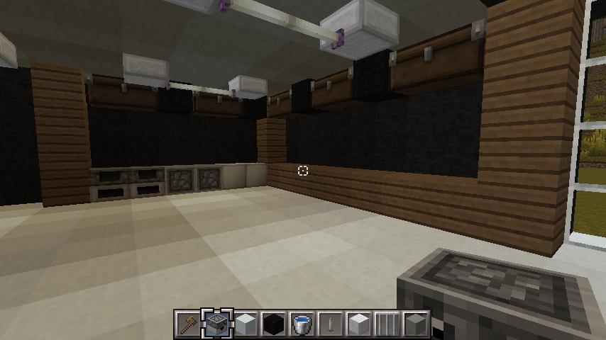 minecraft-house-interior_11 大きな一軒 家  の簡単な作り方。家を分割して作る。- 内装 編-| マイクラ家図鑑