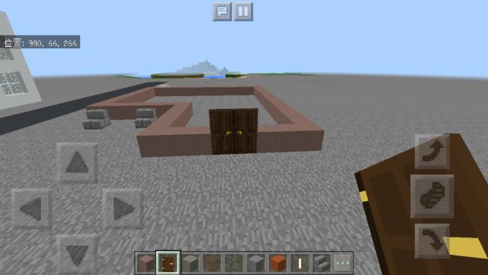 minecraft-two-storied-house_04 2階建ての家 をレトロっぽく作る方法   マイクラ家図鑑