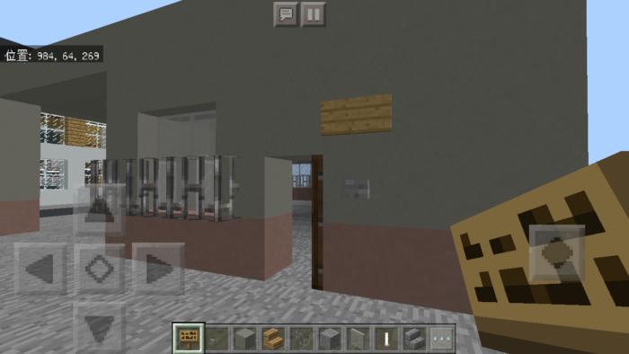 minecraft-two-storied-house_12 2階建ての家 をレトロっぽく作る方法   マイクラ家図鑑