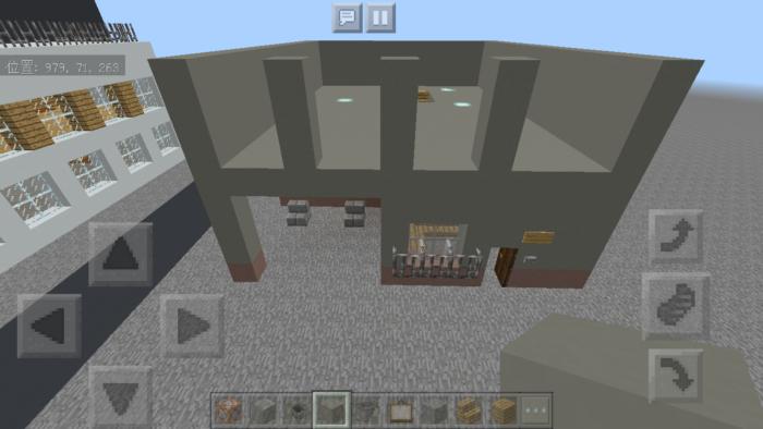 minecraft-two-storied-house_35 2階建ての家 をレトロっぽく作る方法   マイクラ家図鑑