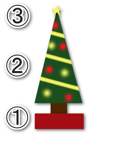christmastree クリスマス の装飾ならおまかせ!クリスマスツリーから家の飾りつけまで全部お教えします。-マイクラ家図鑑
