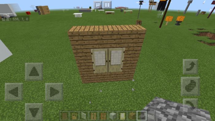 minecraft-door_06 ドア 周りをオシャレにする! 玄関 のデザイン16個を一気に紹介します。|マイクラ家図鑑