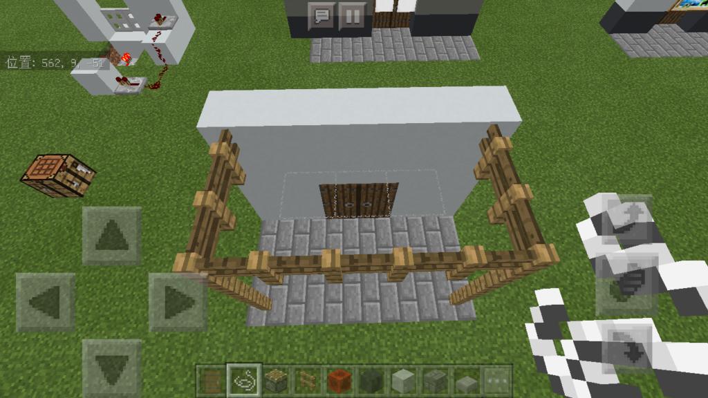 minecraft-door_47_02-1024x576 ドア 周りをオシャレにする! 玄関 のデザイン16個を一気に紹介します。|マイクラ家図鑑