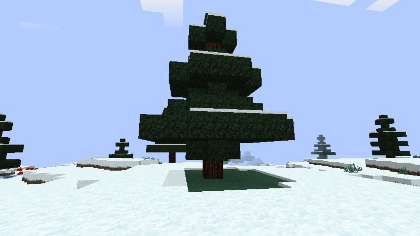 minecraft-merrychristmas_02 クリスマス の装飾ならおまかせ!クリスマスツリーから家の飾りつけまで全部お教えします。-マイクラ家図鑑