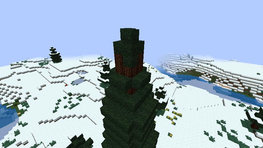 minecraft-merrychristmas_12 クリスマス の装飾ならおまかせ!クリスマスツリーから家の飾りつけまで全部お教えします。-マイクラ家図鑑
