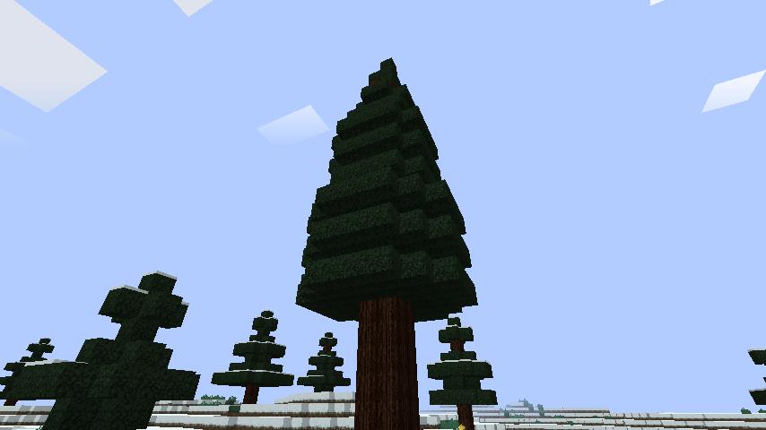 minecraft-merrychristmas_13 クリスマス の装飾ならおまかせ!クリスマスツリーから家の飾りつけまで全部お教えします。-マイクラ家図鑑