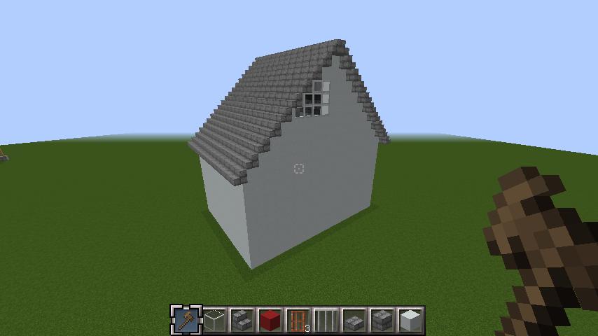 minecraft-roof 屋根ならこの記事におまかせ!置き方から和風,洋風に合わせた作り方まで全部紹介します。-マイクラ家図鑑