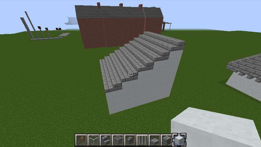 minecraft-roof_03 屋根ならこの記事におまかせ!置き方から和風,洋風に合わせた作り方まで全部紹介します。-マイクラ家図鑑
