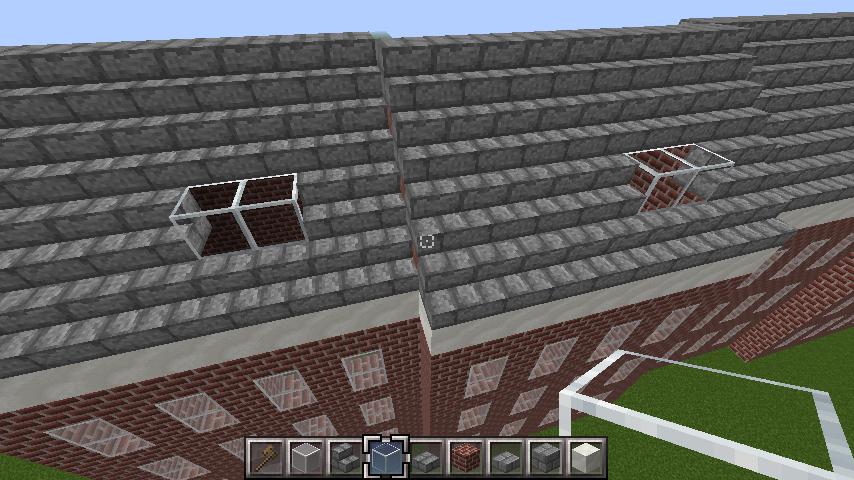 minecraft-roof_12 屋根ならこの記事におまかせ!置き方から和風,洋風に合わせた作り方まで全部紹介します。-マイクラ家図鑑