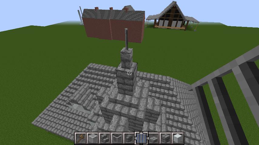 minecraft-roof_52 屋根ならこの記事におまかせ!置き方から和風,洋風に合わせた作り方まで全部紹介します。-マイクラ家図鑑