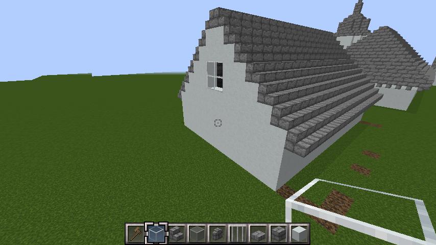 minecraft-roof_57 屋根ならこの記事におまかせ!置き方から和風,洋風に合わせた作り方まで全部紹介します。-マイクラ家図鑑