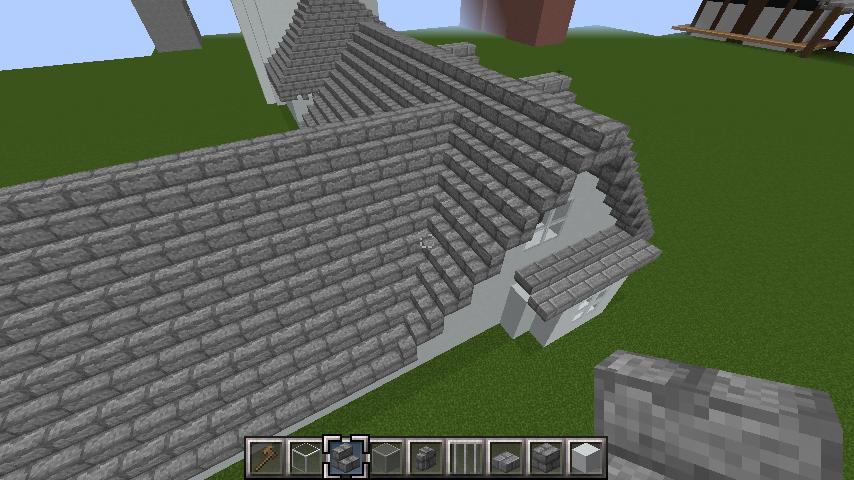 minecraft-roof_63 屋根ならこの記事におまかせ!置き方から和風,洋風に合わせた作り方まで全部紹介します。-マイクラ家図鑑