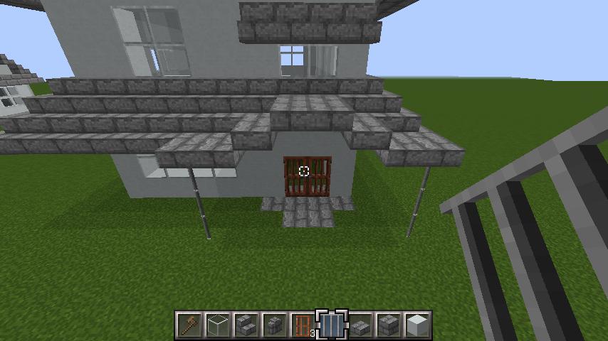 minecraft-roof_69 屋根ならこの記事におまかせ!置き方から和風,洋風に合わせた作り方まで全部紹介します。-マイクラ家図鑑