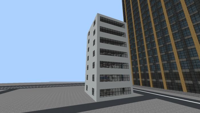 minecraft-city_16 大都市 を一瞬で作る方法を紹介。ビルをマイクラで建てまくる。【コマンド】 | マイクラ家図鑑