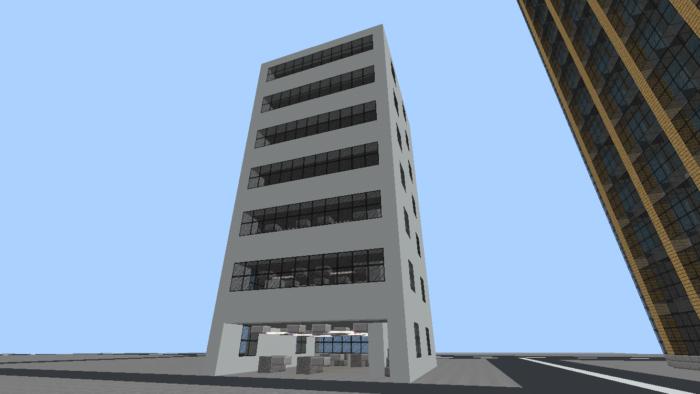minecraft-city_17 大都市 を一瞬で作る方法を紹介。ビルをマイクラで建てまくる。【コマンド】 | マイクラ家図鑑