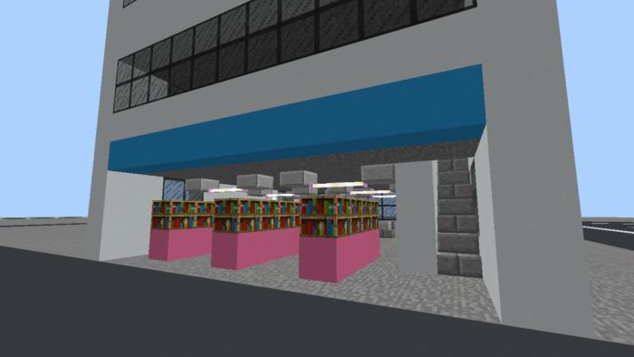 minecraft-city_18 大都市 を一瞬で作る方法を紹介。ビルをマイクラで建てまくる。【コマンド】 | マイクラ家図鑑