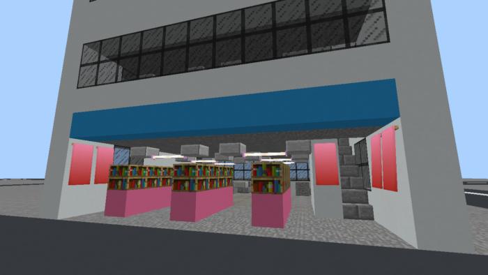 minecraft-city_19 大都市 を一瞬で作る方法を紹介。ビルをマイクラで建てまくる。【コマンド】 | マイクラ家図鑑