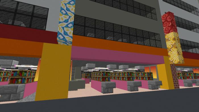 minecraft-city_34 大都市 を一瞬で作る方法を紹介。ビルをマイクラで建てまくる。【コマンド】 | マイクラ家図鑑