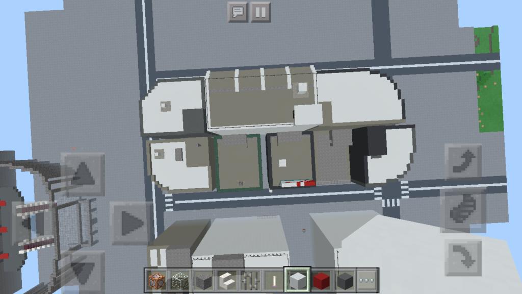 minecraft-city_40-1024x576 大都市 を一瞬で作る方法を紹介。ビルをマイクラで建てまくる。【コマンド】 | マイクラ家図鑑