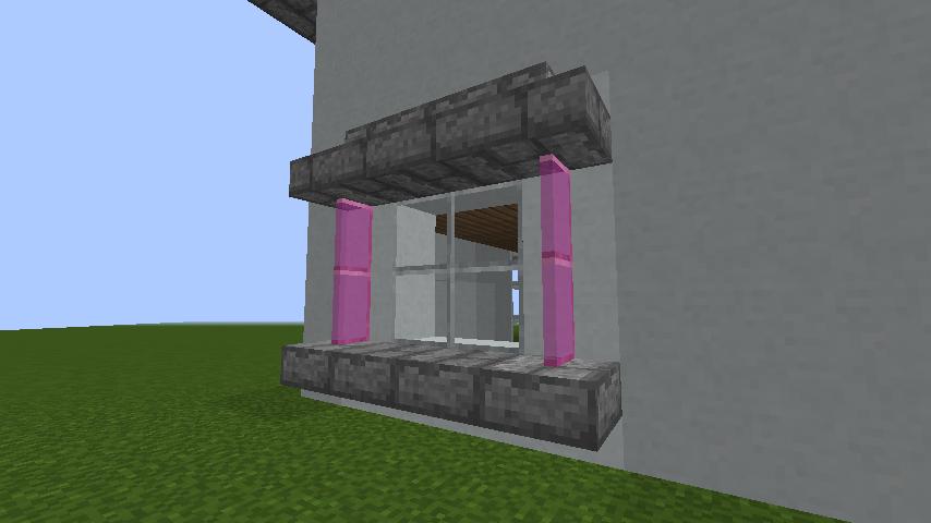 2018-02-02_16.17.19 窓をマイクラでかっこよく作る!窓の種類と作り方大公開! | マイクラ家図鑑