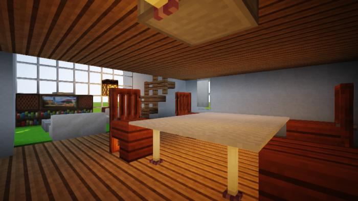 minecraft-furniture_105 家具 が家の良さを決める!マイクラで家具の作り方教えます。| マイクラ家図鑑