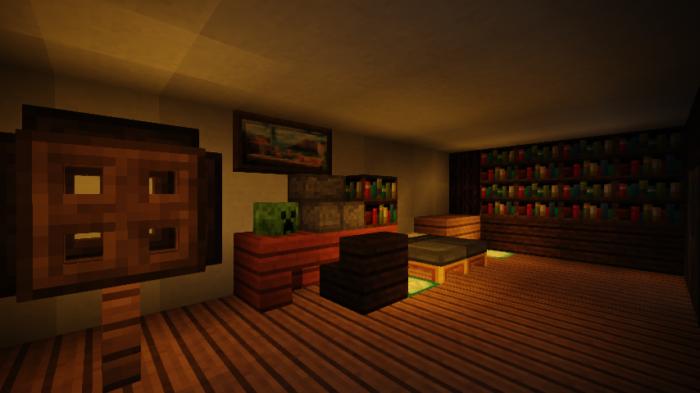 minecraft-furniture_107 家具 が家の良さを決める!マイクラで家具の作り方教えます。| マイクラ家図鑑