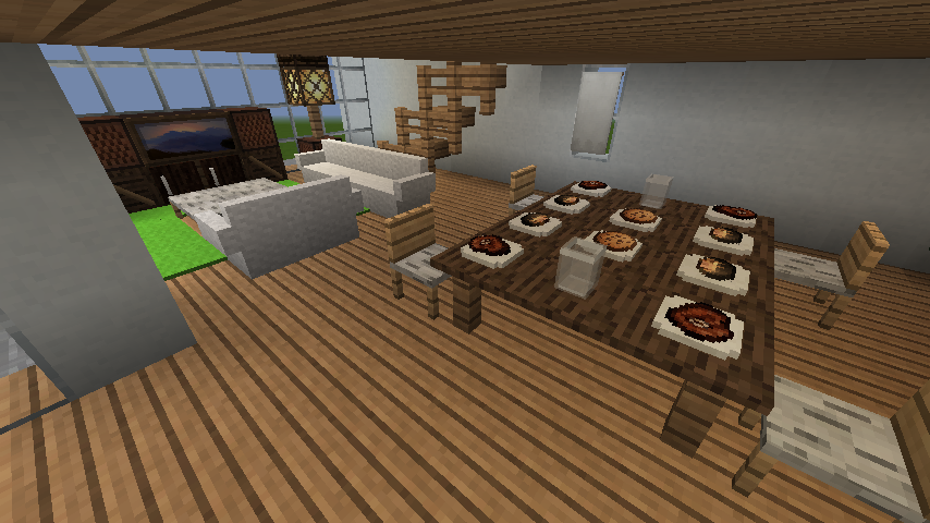 minecraft-furniture_120_11 家具 が家の良さを決める!マイクラで家具の作り方教えます。| マイクラ家図鑑