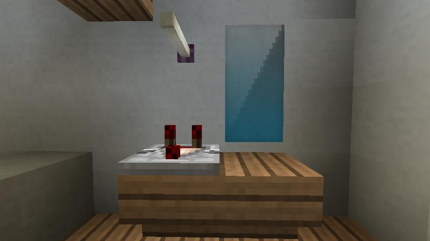 minecraft-furniture_37 家具 が家の良さを決める!マイクラで家具の作り方教えます。| マイクラ家図鑑