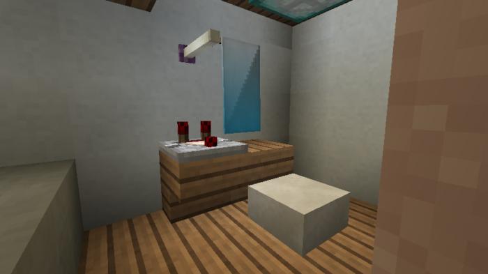 minecraft-furniture_38 家具 が家の良さを決める!マイクラで家具の作り方教えます。| マイクラ家図鑑