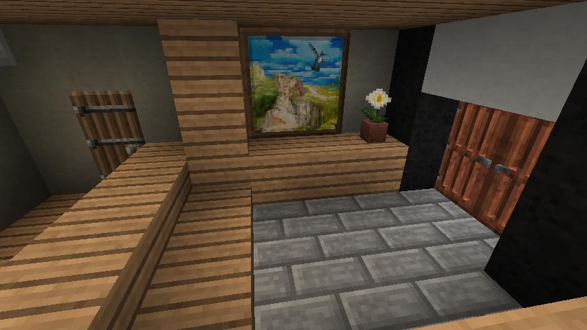 minecraft-furniture_43 家具 が家の良さを決める!マイクラで家具の作り方教えます。| マイクラ家図鑑