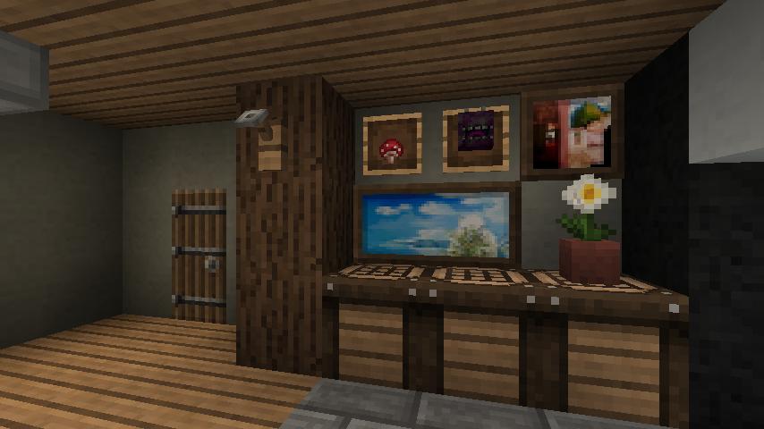 minecraft-furniture_45 家具 が家の良さを決める!マイクラで家具の作り方教えます。| マイクラ家図鑑