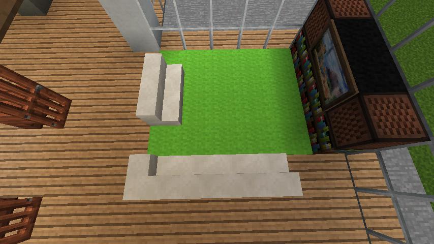 minecraft-furniture_80 家具 が家の良さを決める!マイクラで家具の作り方教えます。| マイクラ家図鑑