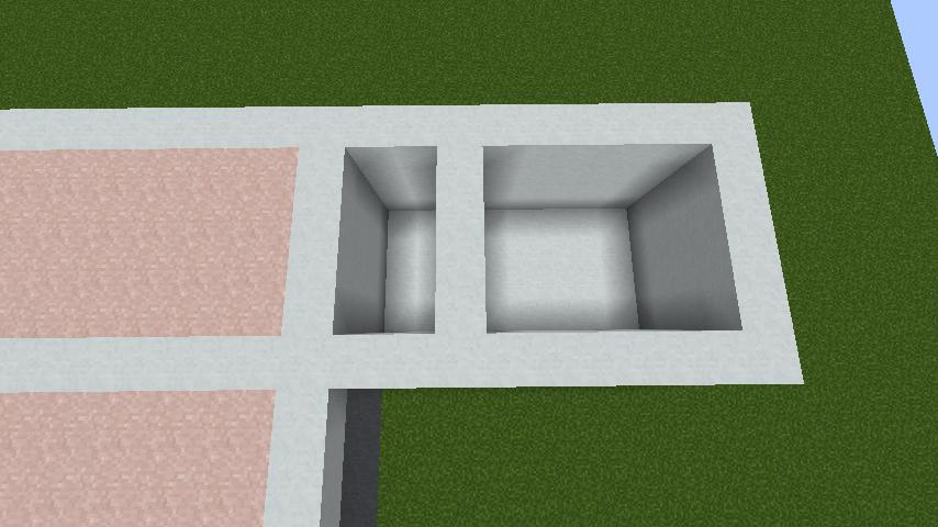 minecraft-house_15 【マイクラ】家を設計図からオシャレに作る!最新の作り方を大公開!