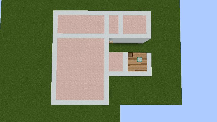 minecraft-house_18 【マイクラ】家を設計図からオシャレに作る!最新の作り方を大公開!