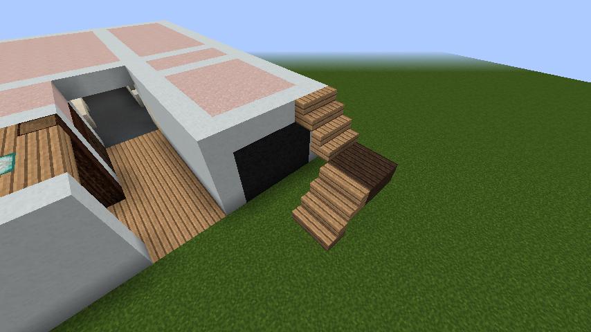 minecraft-house_20 【マイクラ】家を設計図からオシャレに作る!最新の作り方を大公開!