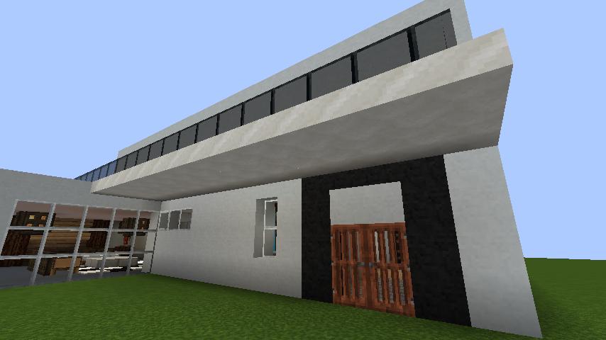 minecraft-house_28 【マイクラ】家を設計図からオシャレに作る!最新の作り方を大公開!
