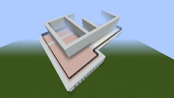 minecraft-house_30 【マイクラ】家を設計図からオシャレに作る!最新の作り方を大公開!