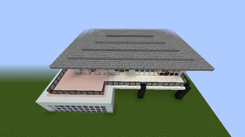 minecraft-house_34 【マイクラ】家を設計図からオシャレに作る!最新の作り方を大公開!