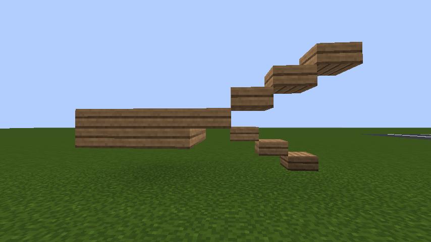 minecraft-house-3 現代建築 をマイクラでおしゃれに作れる!現代建築講座【設計図】