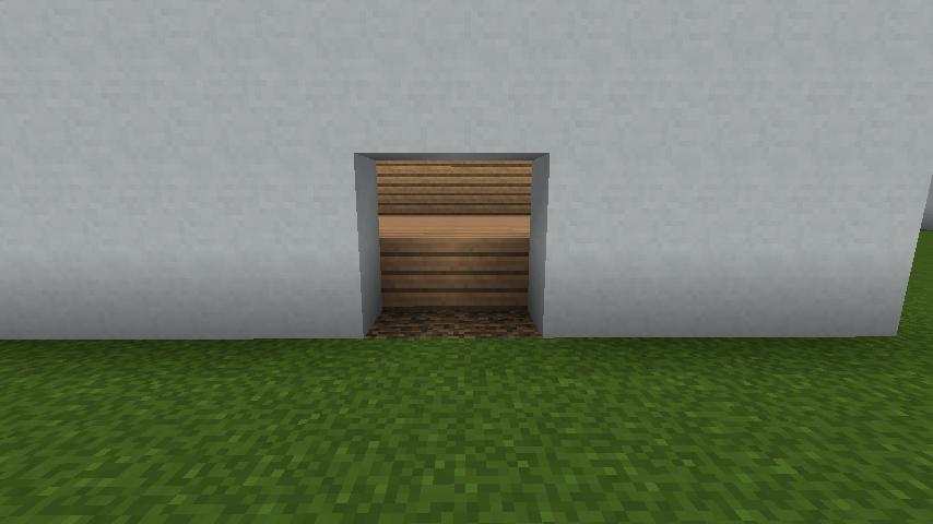 minecraft-house_05 現代建築 をマイクラでおしゃれに作れる!現代建築講座【設計図】