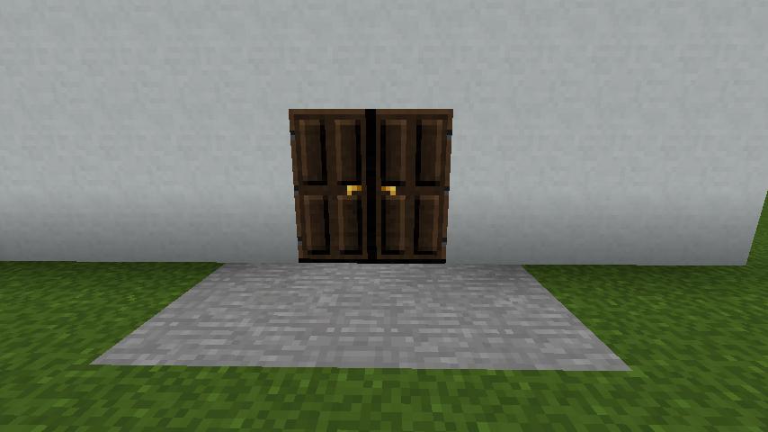 minecraft-house_09 現代建築 をマイクラでおしゃれに作れる!現代建築講座【設計図】