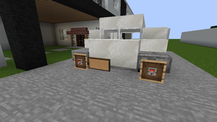 minecraft-house_100 現代建築 をマイクラでおしゃれに作れる!現代建築講座【設計図】